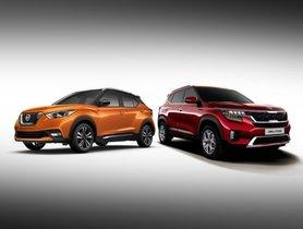 Kia Seltos Vs Nissan Kicks Comparison