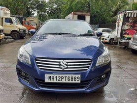 Maruti Suzuki Ciaz Zeta, 2017, Petrol AT for sale