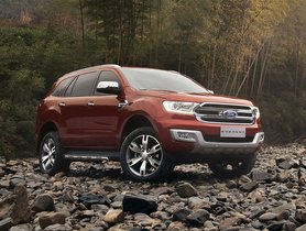 Buy Used Ford Endeavour At The Price of A Top-Spec Tata Hexa