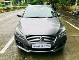 Maruti Suzuki Ciaz Alpha 1.4 AT, 2017, Petrol for sale