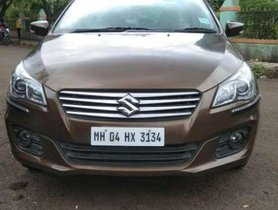 Maruti Suzuki Ciaz Zeta AT 2017 for sale