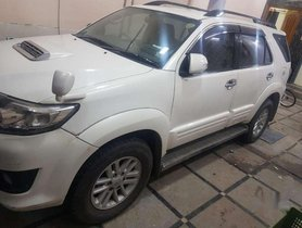 2013 Toyota Fortuner MT for sale at low price