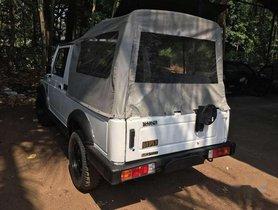 Maruti Suzuki Gypsy MT 2000 for sale