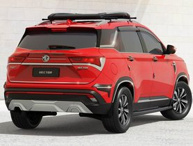 MG Hector Accessories Price List Revealed