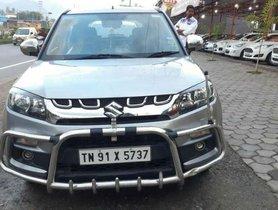Maruti Suzuki Grand Vitara Brezza VDI, 2016, Diesel MT for sale