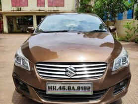 Used Maruti Suzuki Ciaz Zeta MT 2017 for sale
