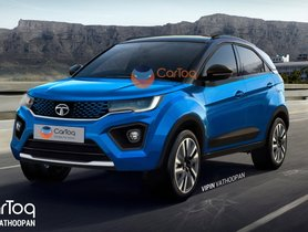 What Would The 2020 Tata Nexon Look Like?