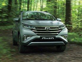 Maruti Suzuki XL6 vs Toyota Rush – Spec Sheet Comparison