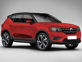 Renault HBC Compact SUV To Share Platform With Kwid