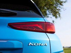 2020 Hyundai Kona Hybrid Specs Revealed