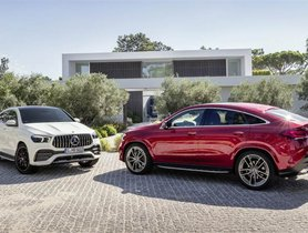 2020 Mercedes-Benz GLE Coupe Revealed