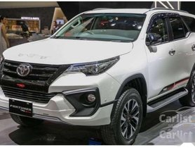 Used Toyota Fortuner 4x2 AT 2019 for sale