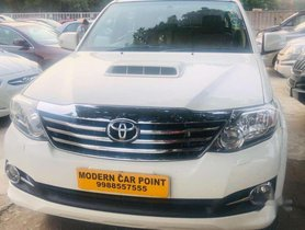 Toyota Fortuner 2015 MT for sale
