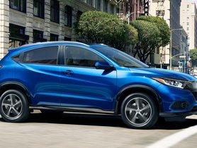 Honda HR-V India Launch Plans Shelved