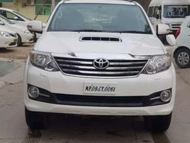 Used 2016 Toyota Fortuner MT for sale