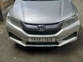 Honda City 1.5 S MT, 2015, Diesel for sale
