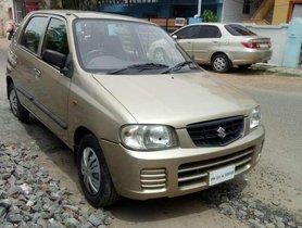 Maruti Suzuki Alto 2012 AT for sale