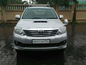 Toyota Fortuner 2012  4x4 AT for sale