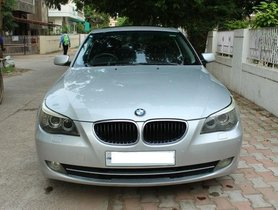 BMW 5 Series 2003-2012 520d AT 2009 for sale