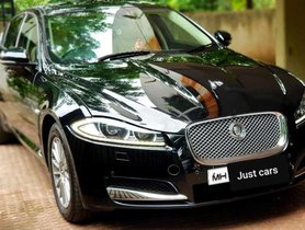 Used 2013 Jaguar XF Diesel AT for sale