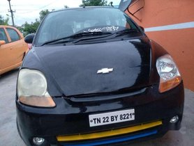 Chevrolet Spark LS 1.0, 2008, Petrol AT for sale