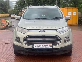 Ford Ecosport EcoSport Titanium 1.5 TDCi (Opt), 2013, Diesel AT for sale