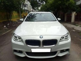 BMW 5 Series 530d M Sport 2014 AT for sale