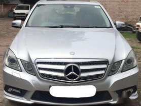 Used Mercedes Benz E Class AT for sale at low price