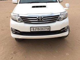 Toyota Fortuner 3.0 4x2 MT, 2015, Diesel for sale