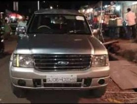 Used Ford Endeavour MT for sale at low price
