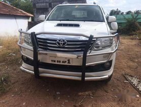 Used 2013 Toyota Fortuner 4x2 AT for sale