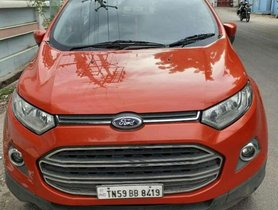 Ford Ecosport EcoSport Titanium Plus 1.5 TDCi, 2013, Diesel AT for sale
