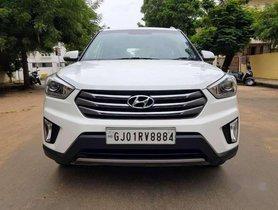 Hyundai Creta 1.6 SX (O), 2016, Diesel AT for sale