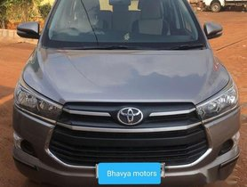 2017 Toyota Innova Crysta 2.4 GX MT for sale at low price