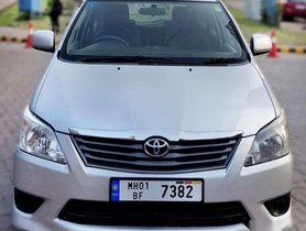 Toyota Innova 2.5 GX 7 STR, 2012, Diesel MT for sale