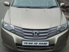 2010 Honda City S MT for sale at low price