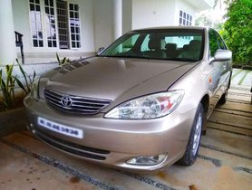 2004 Toyota Camry MT for sale