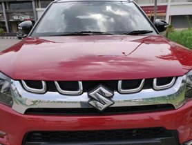 Maruti Suzuki Vitara Brezza ZDi - Plus Diesel, 2016, Diesel MT for sale