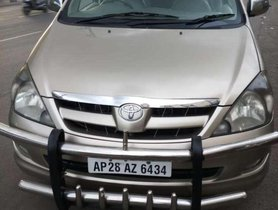 Toyota Innova 2.5 V 7 STR, 2008, Diesel MT for sale