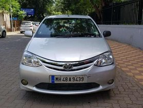 2011 Toyota Etios G MT for sale at low price