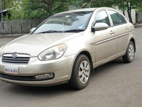 Hyundai Verna Xi, 2009, CNG & Hybrids AT for sale