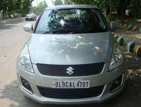 Maruti Suzuki Swift VDi ABS, 2015, Diesel MT for sale