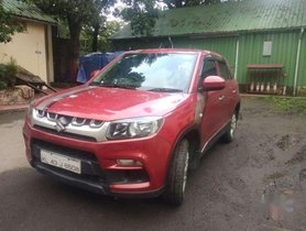 Used Maruti Suzuki Vitara Brezza LDi MT 2017 for sale