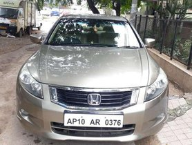 Used Honda Accord MT car at low price