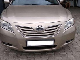 Toyota Camry W2 AT, 2007, Petrol for sale