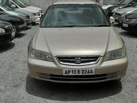 Used Honda Accord 2.4 AT 2002 for sale