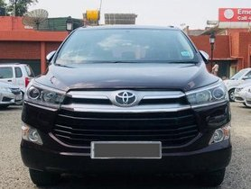 2016 Toyota Innova Crysta AT for sale at low price