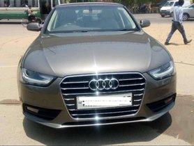 Audi A4 2.0 TDI (177bhp), Premium Plus, 2016, Diesel AT for sale