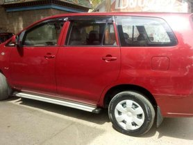 Used Toyota Innova AT car at low price