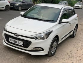 Used 2017 Hyundai Elite i20 1.4 Sportz MT for sale